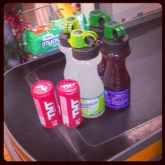 Photo taken at Supermercado Coelho Diniz by Manoel assad E. on 12/14/2012