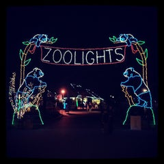 Photo taken at Smithsonian National Zoological Park by James B. on 11/24/2012