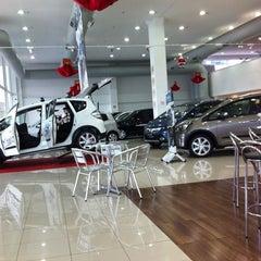 Photo taken at Honda Daitan by americo k. on 12/20/2012