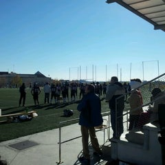 "Photo taken at Escuela Municipal de Rugby ""El Cantizal"" by Pablo I. on 12/2/2012"