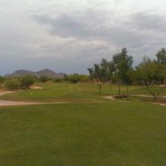 Photo taken at Silverado Golf Course by Antonio F. on 7/7/2014
