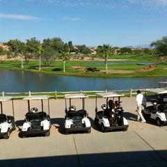 Photo taken at Silverado Golf Course by Antonio F. on 11/2/2013
