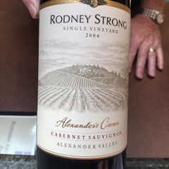 Photo taken at Rodney Strong Vineyards by Sara P. on 7/28/2015