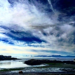 Photo taken at Gonzales Beach by Sara P. on 9/13/2015