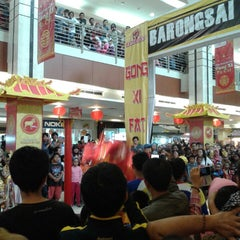 Photo taken at Plaza Asia by Anne R. on 3/1/2015