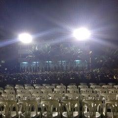 Photo taken at วิทยาลัยเทคโนโลยีพงษ์สวัสดิ์ by Ubonwan W. on 3/20/2014