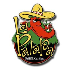 Photo taken at La Palapa Grill & Cantina by La Palapa Grill & Cantina on 4/25/2014