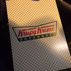 Photo taken at Krispy Kreme Doughnuts by Rev G. on 11/2/2014