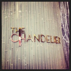 Photo taken at The Chandelier by Marc V. on 1/9/2013