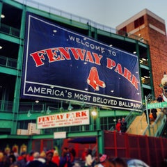 Photo taken at Fenway Park by Marc V. on 10/30/2013