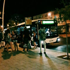 Photo taken at Central Bus  Station Petah Tikva by יבגני ק. on 10/3/2015