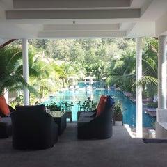 Photo taken at Lesprit De Naiyang Boutique Resort by Brian K. on 5/4/2014