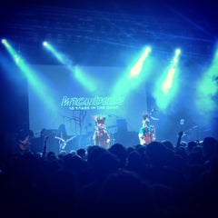 Photo taken at Incubate festival by Erik L. on 9/20/2014
