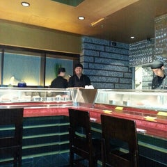 Photo taken at Bar Chi Sushi by Christy M. on 6/2/2013