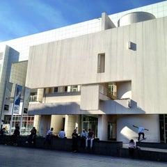 Photo taken at Museu d'Art Contemporani de Barcelona (MACBA) by Morten P. on 10/24/2012