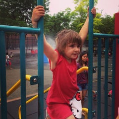 Photo taken at Park Slope Playground by Jonathan G. on 6/4/2014