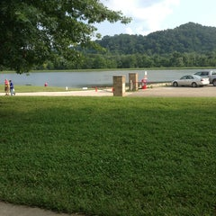 Photo taken at Barboursville Park by Chuck W. on 7/12/2013
