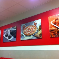 Photo taken at Domino's Pizza by Fabian R. on 9/16/2013
