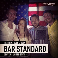 Photo taken at Bar Standard by Chris S. on 7/5/2014