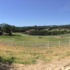 Photo taken at Hearthstone Vineyard and Winery by Tyler S. on 5/4/2014