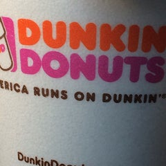 Photo taken at Dunkin' Donuts by Kevin B. on 11/4/2013