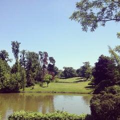 Photo taken at Bois de Boulogne by Jose M. on 6/7/2013