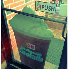 Photo taken at Dunkin' Donuts by Kate M. on 8/31/2013