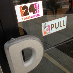 Photo taken at Dunkin' Donuts by Kate M. on 3/4/2013