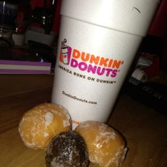 Photo taken at Dunkin' Donuts by Kate M. on 2/11/2014