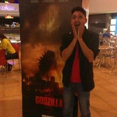 Photo taken at Royal Films Multicine Bolivar Plaza by Jack C. on 5/17/2014