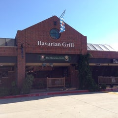 Photo taken at Bavarian Grill by Samuel C. on 10/27/2012