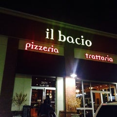 Photo taken at Il Bacio by Gus S. on 11/30/2014