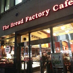 Photo taken at The Bread Factory Café by Brian L. on 4/6/2013