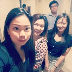 Photo taken at Burgundy Corporate Tower by Ehlie C. on 12/2/2014