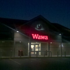Photo taken at Wawa by Steve b. on 2/24/2013