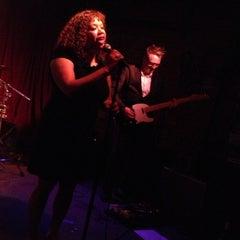 Photo taken at Velvet Lounge by Christopher C. on 11/24/2012