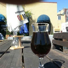 Photo taken at Beer Revolution by Eastbay_Paul on 5/21/2013