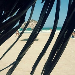 Photo taken at Playa Pelúa by Jesús David L. on 2/16/2013