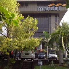 Photo taken at Mandiri by Tony O. on 4/2/2013