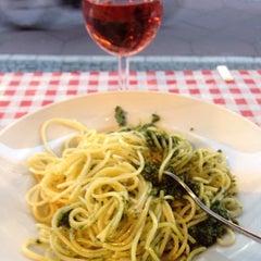 Photo taken at Gianni Gillone Pasta Bar & Ital. Feinkost by localr on 10/1/2013