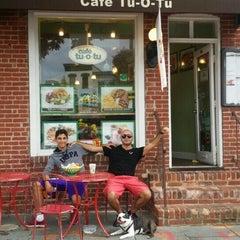 Photo taken at Cafe Tu-O-Tu by Gurkan U. on 7/17/2015