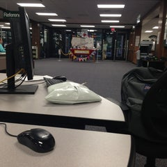 Photo taken at USC Upstate Library by Diane W. on 9/3/2013