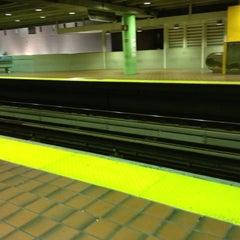 Photo taken at MDT Metrorail - Civic Center Station by Denzel S. on 11/18/2012