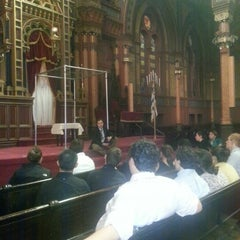 Photo taken at Plum Street Temple by Beth R. on 10/13/2012