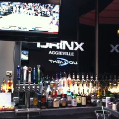 Photo taken at Drinx by Jameson S. on 3/16/2013