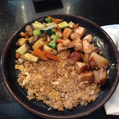Photo taken at Fuji Japanese Steak House by Dawn M. on 3/21/2015