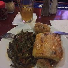 Photo taken at Mediterranean Breeze Restaurant & Sports Bar by BAHA G. on 11/10/2015