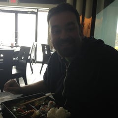 Photo taken at Kickys Restaurant by Jessica L. on 1/28/2014