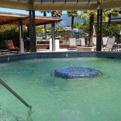 Photo taken at Calistoga Spa Hot Springs by Sherri N. on 5/26/2015