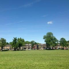 Photo taken at Hillsborough Park by Lee U. on 6/4/2013